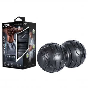 PTP MYO-X2 Back Massager MYOX2 BLK 2.0 Black