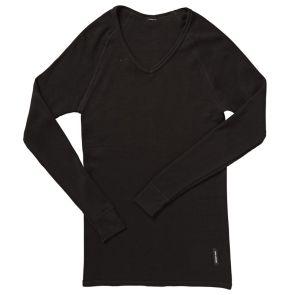 Holeproof Aircel Thermal Long Sleeve Tee MYPU1A Black