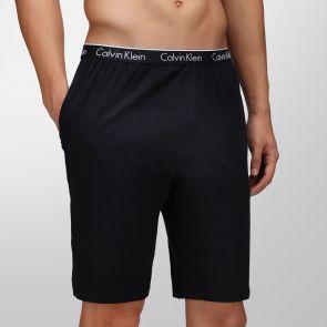 Calvin Klein CK One Cotton Short Knit NB1158 Black