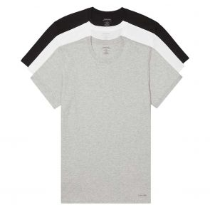 Calvin Klein Cotton Classics Fit 3 Pack NB4011 Black/White/Grey