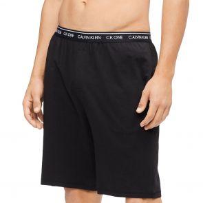 Calvin Klein CK One Lounge Shorts NM1795 Black