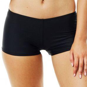 Piha Solid Separates Swim Shorts P2009SS Black