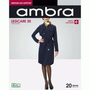 Ambra Travel Leg Care 20 Pantyhose QAN20PH Natural