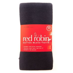 Red Robin Becky Cotton Tights R40181 Navy