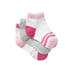 Bonds Baby Sportlet 3-Pack R6463N Pink