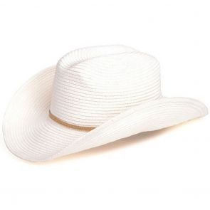 Seafolly Beach Basics Coyote Hat S70330 White