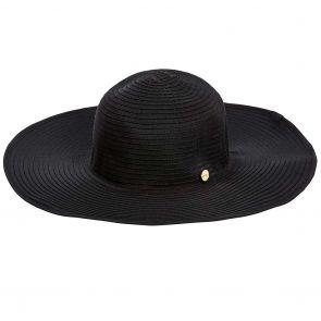 Seafolly Beach Basics Lizzy Hat S70403 Black