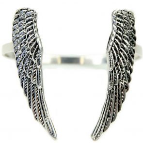 Sistaco Wings Bracelet 1022 M20 EY Silver