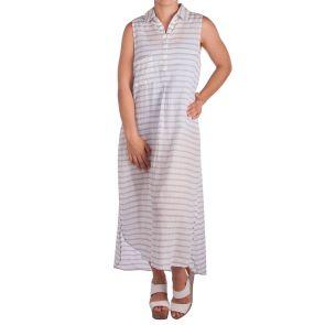 Sunseeker Martinique Flip Side Shirt Dress Grey SS91090