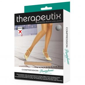 Therapeutix Compression Pantyhose CT70DPH Beige