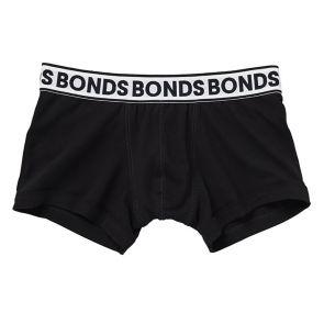 Bonds Boys Fit Trunk UYB71A Black