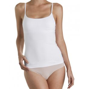 Bonds Hidden Support Singlet W0055 White