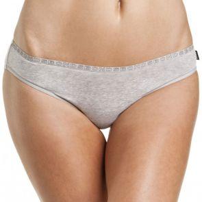 Bonds Womens Youth Basics Hipster Bikini Brief W0149Y New Grey Marle