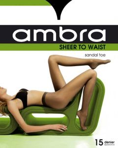 Ambra Sheer To Waist Classic Tights SHETWPH Muscade