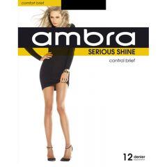 Ambra Serious Shine Control Brief ASESHCON Bronze