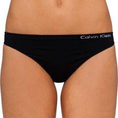 Calvin Klein Brief Program Pure Seamless Thong D3544 Black Womens Underwear