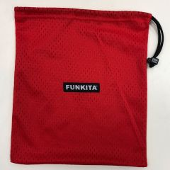 Funkita Large Mesh Bag FKLMB Red