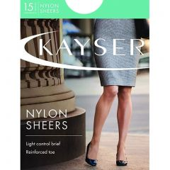Kayser Sheer Nylon Sheers H10610 Ink Navy Womens Hosiery