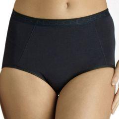 Bonds Shapers Control Full Brief W0M74Y Black Womens Underwear