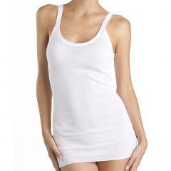 Bonds Cumfy Tube Vest-Loose W538 White Womens Lingerie