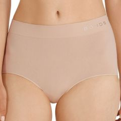 Bonds Comfytails Seamfree Full Brief WWGAA Base Blush Womens Underwear