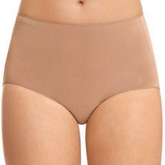 Jockey No Panty Line Promise Tactel Full Brief WWK7 Flesh Womens Underwear