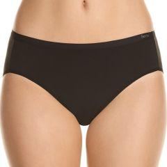 Berlei Nothing Natural Hi-Cut Brief WZCY1A Black Womens Underwear