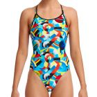 Funkita Diamond Back One Piece FS11L Planet Funky Womens Swimwear