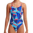 Funkita Diamond Back One Piece FS11L Sale Away Womens Swimwear