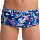 Funky Trunks Boys Classic Swim Trunks FT32B Futurismo Kids Swimwear