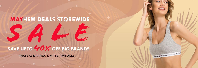 MayHem Sale Storewide