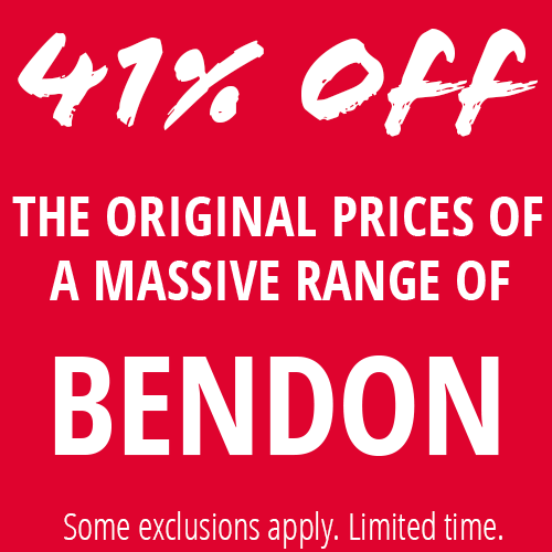 41% Off Selected Bendon