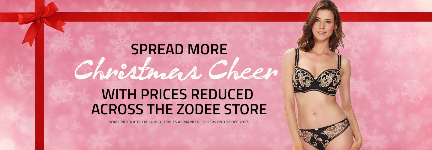 Save this Christmas at Zodee