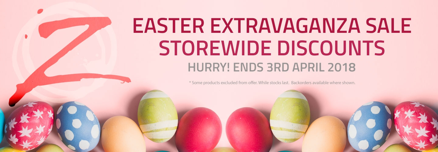 Easter Sale On now
