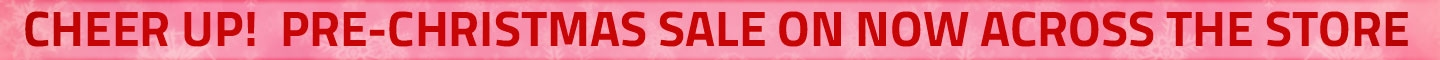 Prices Reduced Across The Store