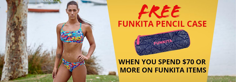 Shop New Funkita Swimwear with Free Gift Offer