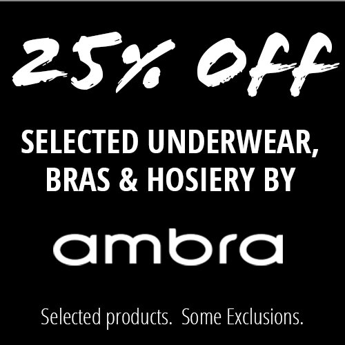 25% Off Selected Ambra