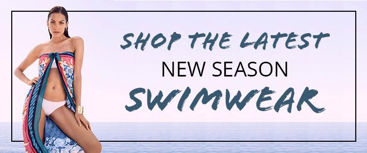 Shop The Latest Swimwear