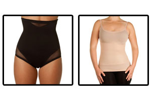 Hourglass Shaped Shapwear