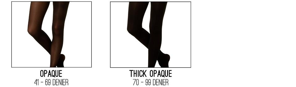 Opaque & Thick Opaque